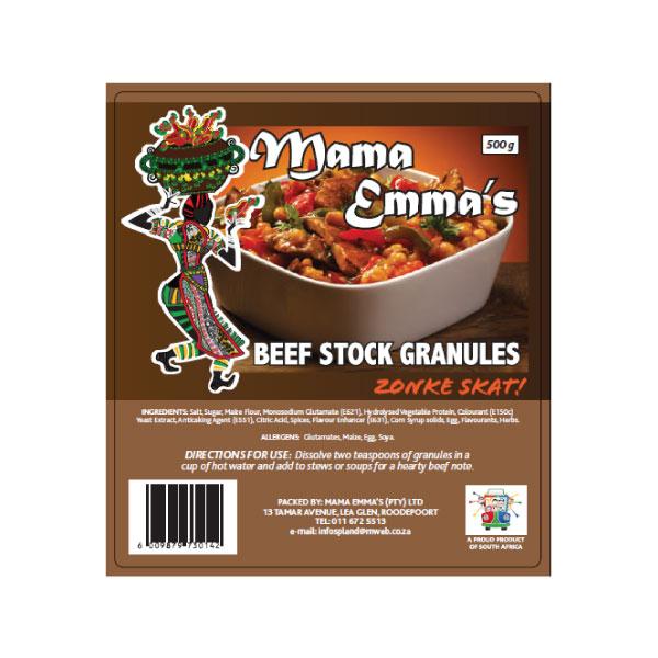 Beef Stock Granules