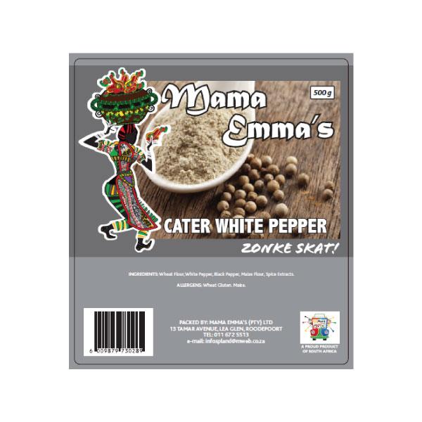 Cater White Pepper