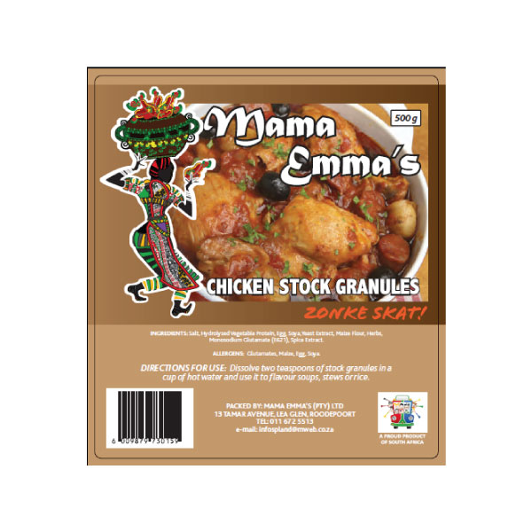 Chicken Stock Granules
