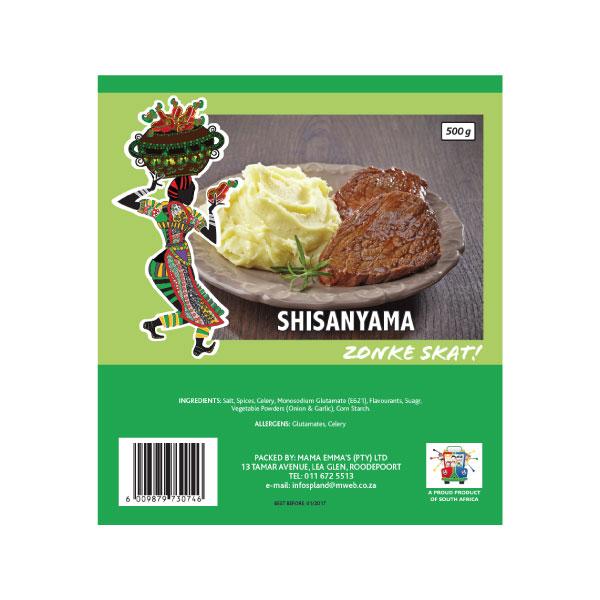 Shisanyama Seasoning